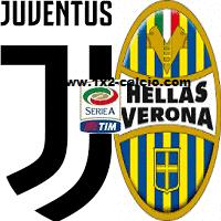 Pronostico Juventus Verona