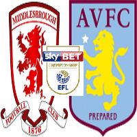 pronostico Middlesbrough-Aston Villa