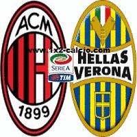 Pronostico Milan-Verona 16 ottobre