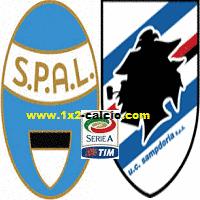 Pronostico SPAL-Sampdoria lunedì