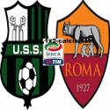 pronostico sassuolo-roma