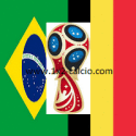 pronostico brasile-belgio