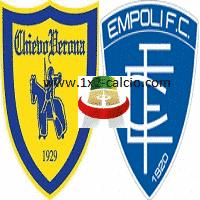Pronostico Chievo-Empoli 4 agosto