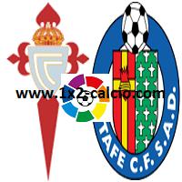 Pronostico Celta Vigo-Getafe