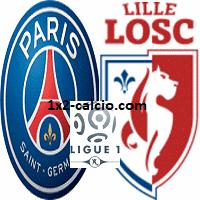 Pronostico PSG-Lille