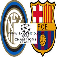Pronostico Inter-Barcellona 10 dicembre