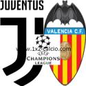 pronostico Juventus-Valencia