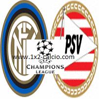 pronostico Inter-PSV