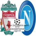 pronostico Liverpool-Napoli