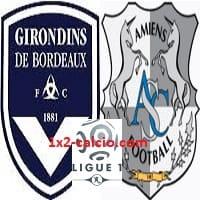 Pronostico Bordeaux-Amiens