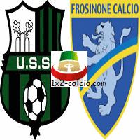 pronostico Sassuolo-Frosinone