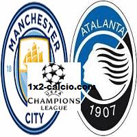pronostico manchester city-atalanta