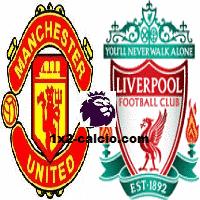 Pronostico Manchester United-Liverpool