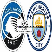 Pronostico Atalanta-Manchester City