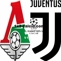 Pronostico Lokomotiv Mosca-Juventus