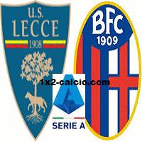 Pronostico Lecce-Bologna