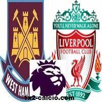Pronostico West Ham-Liverpool