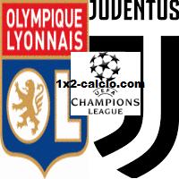 Pronostico Lione-Juventus