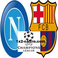 Pronostico Napoli-Barcellona