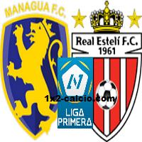 Pronostico Managua-Esteli