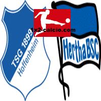 Pronostico Hoffenheim-Hertha