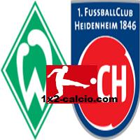 Pronostico Werder Brema-Heidenheim