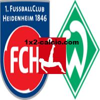 Pronostico Heidenheim-Brema