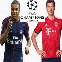 Probabili formazioni PSG-Bayern