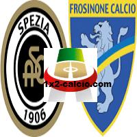 Pronostico Spezia-Frosinone