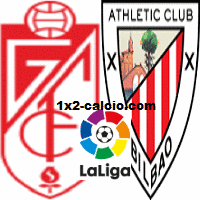 Pronostico Granada-Athletic Bilbao