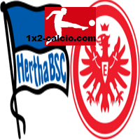 Pronostico Hertha-Francoforte