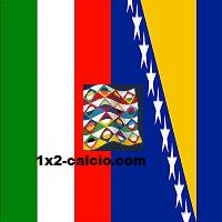 Pronostico Italia-Bosnia Erzegovina