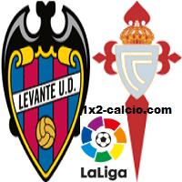 Pronostico Levante-Celta Vigo