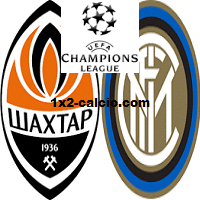 Pronostico Shakhtar Donetsk-Inter