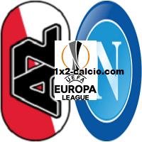 Pronostico AZ Alkmaar-Napoli