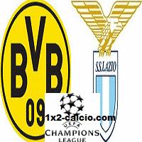 Pronostico Dortmund-Lazio