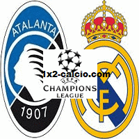 Pronostico Atalanta-Real Madrid