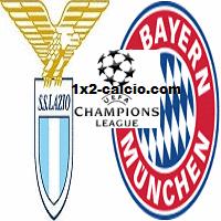 Pronostico Lazio Bayern