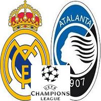 Pronostico Real Madrid-Atalanta