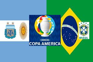 Pronostico Argentina-Brasile