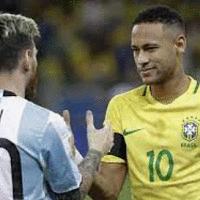 Probabili formazioni Argentina Brasile