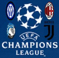 antepost Champions League 2021-2022