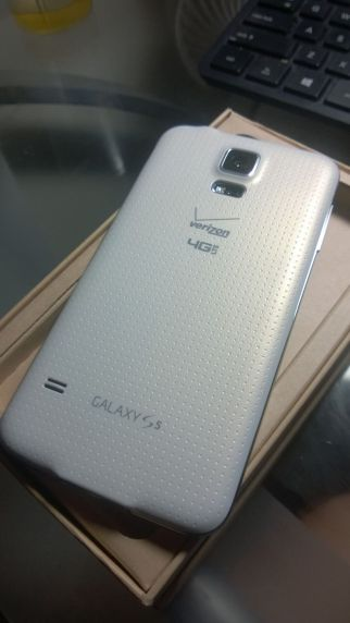 verizon samsung s5 back