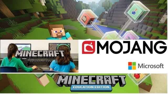 Minecraft Edition Educative