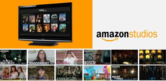 Amazon Prime video ofrece series originales en Youtube y Facebook ¡Gratis!