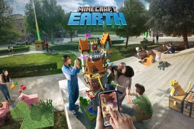 Minecraft earth-1