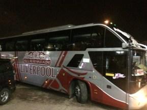 Le bus VIP - JJ Express