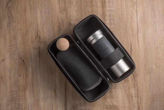 cylinder case with JXPRO