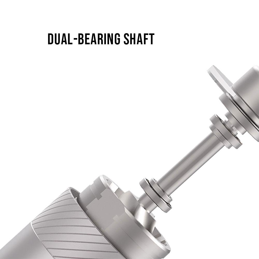 Dual-Bearing Shaft | Q2 Grinder