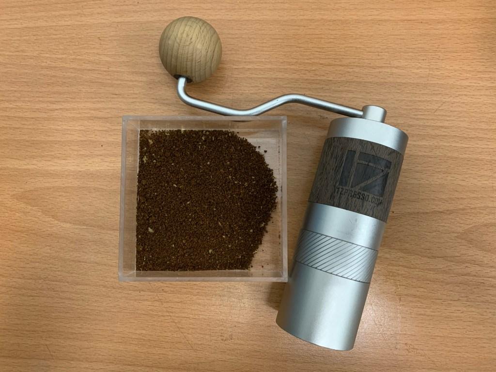 1Zpresso Q2 grinder